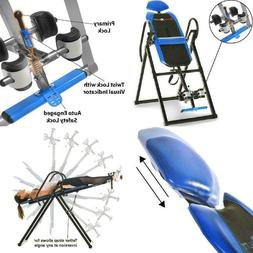 Inversion Table Triple Safety Locking Exercise Fitness Worko