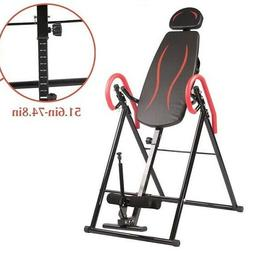 Inversion Therapy Table Back Pain 250 Lb Capacity Locking In