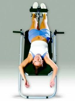 Inversion Therapy Table Fitness Sport Exercise Equipment Por