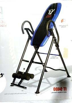 Body Vision IT9400 Inversion Table with Adjustable 3 Positio