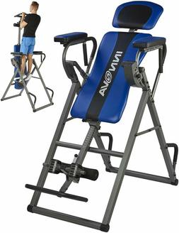 Innova Health and Fitness ITP1000 12-in-1 Inversion Table  P