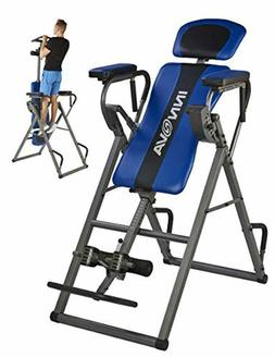 Innova Health and Fitness ITP1000 12-in-1 Inversion Table w