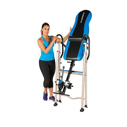 Exerpeutic 175SL with Ratchet Lumbar Support