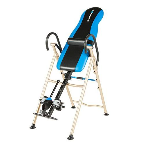 Exerpeutic with 'SURELOCK' Ratchet and Lumbar Support