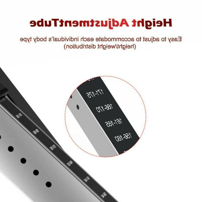 Premium Inversion Fitness Chiropractic Exercise Back Reflexology Pad U