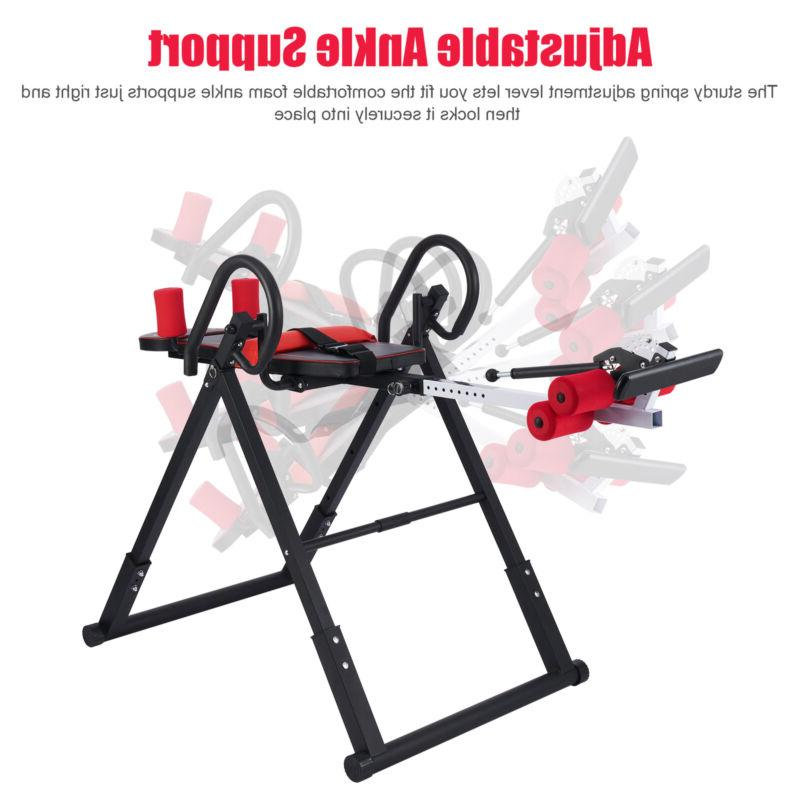 Foldable Gravity Table Back Stretcher Pain Relief