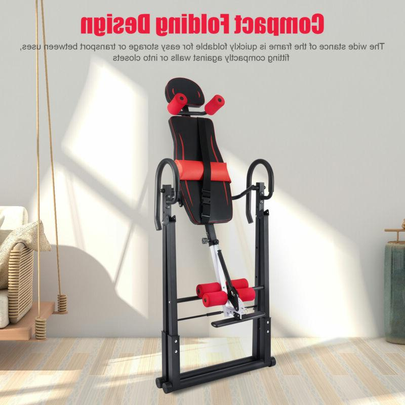 Foldable Gravity Back for Pain Relief