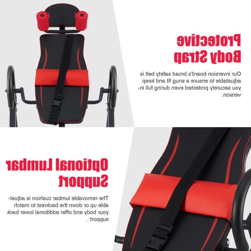 Foldable Back Stretcher Pain Relief