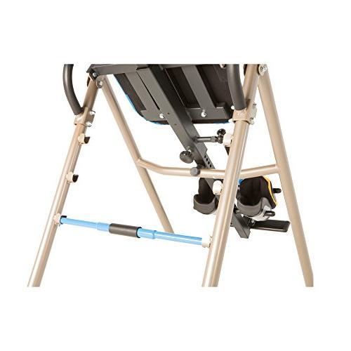 Exerpeutic 225SL with No Ankle Holders, 'SURELOCK' Ratchet System, Support