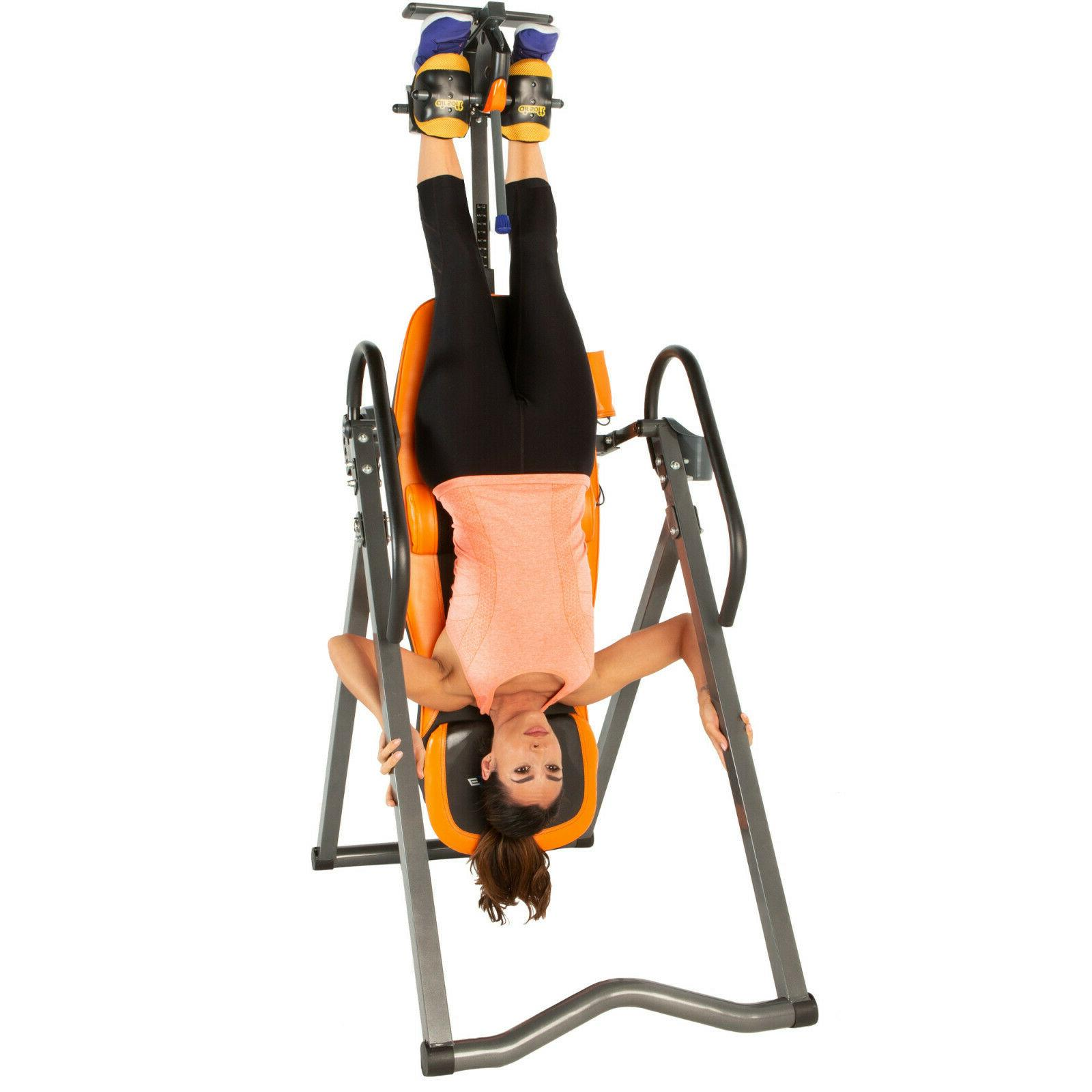 EXERPEUTIC 375SL UL Heat Therapy Inversion Table
