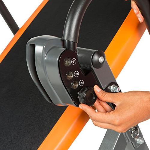 Exerpeutic 475SL Inversion with No Pinch Ankle & SURELOCK Safety