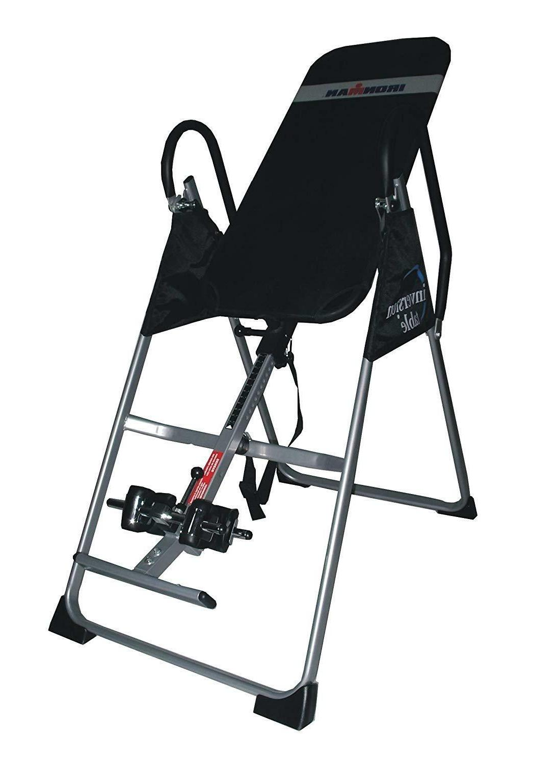 5201 gravity 1000 inversion table health fitness