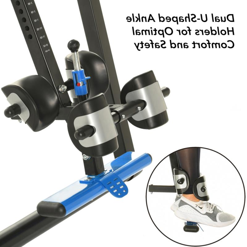 Fitness Reality Safety Locking Inversion Table