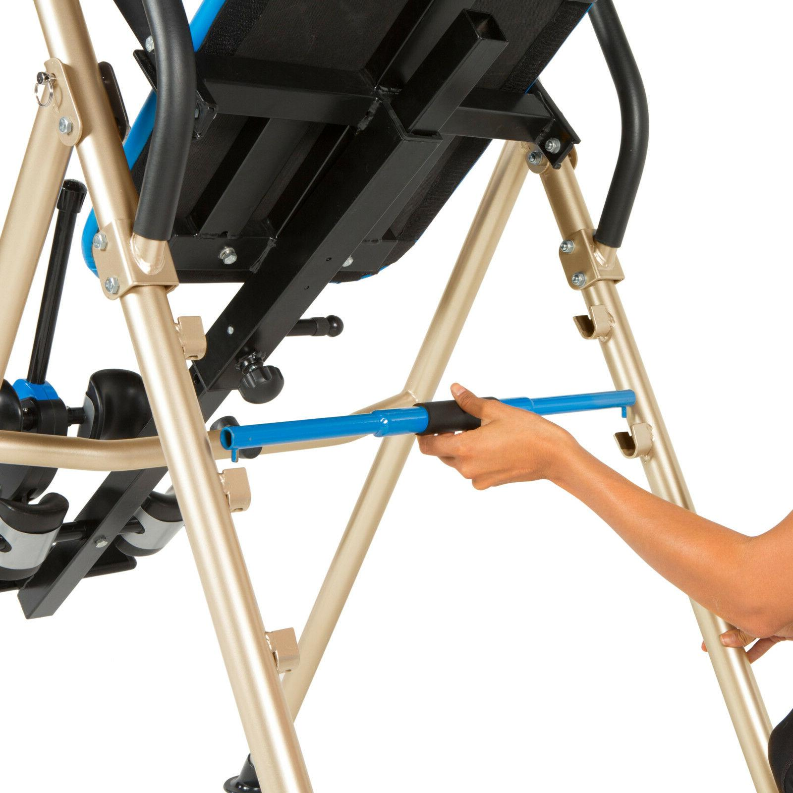 Fitness Inversion Table Safety and Lum