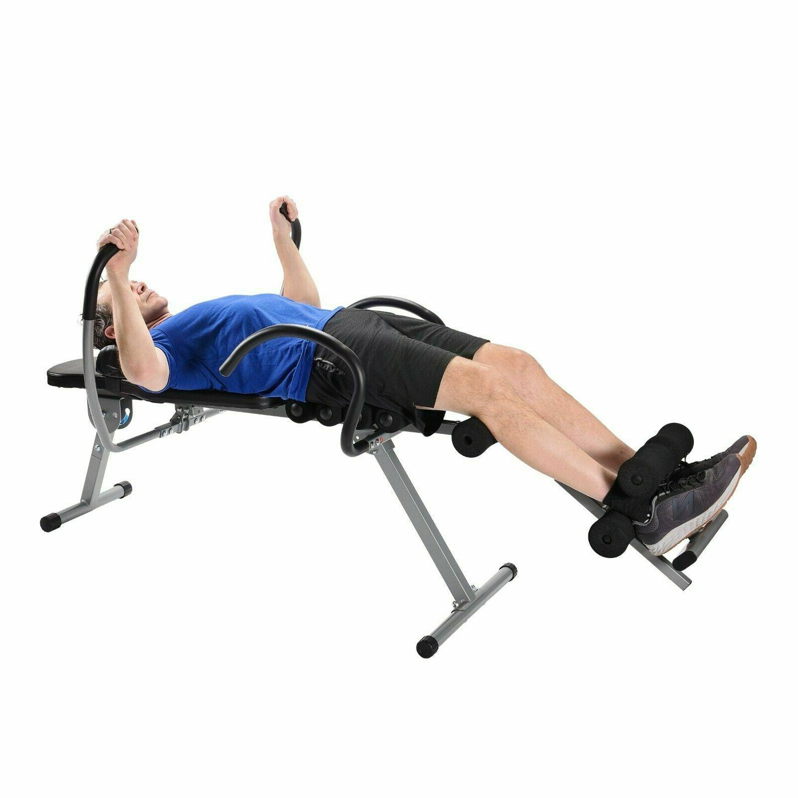 Stamina ACTIVE AGING EasyDecompress - back lumbar traction s