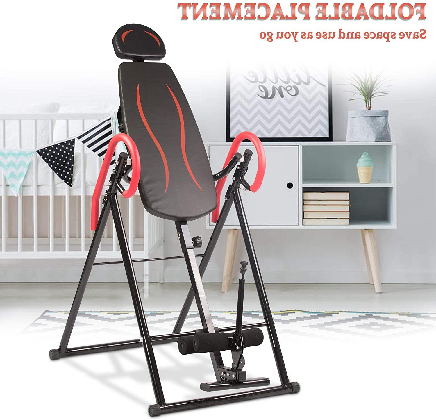 Livebest Inversion Table Pain Stand Fitness