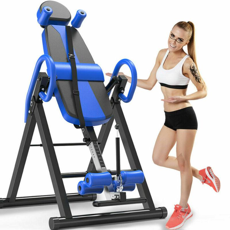 adjustable folding inversion table inversion machine