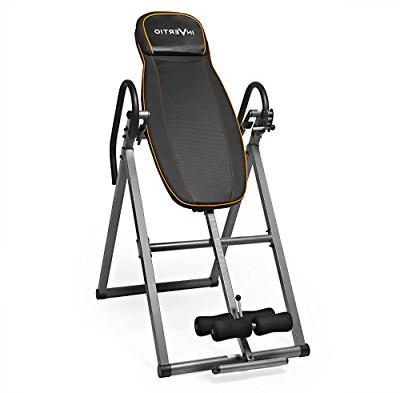 adjustable folding inversion table