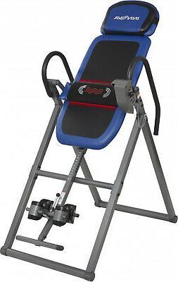 Advanced Padded Heat and Massage Therapeutic Inversion Thera