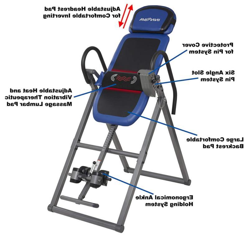 Advanced Therapeutic Inversion Table