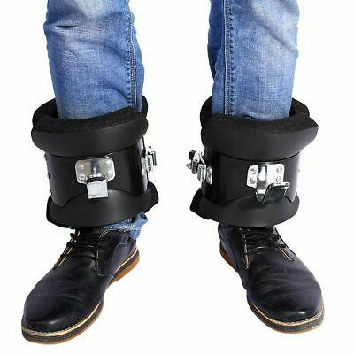 Anti Inversion Boots Ab Abdominal Sit Up Hooks Bar Therapy Core