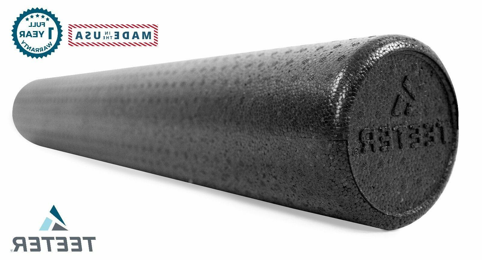 better back foam roller