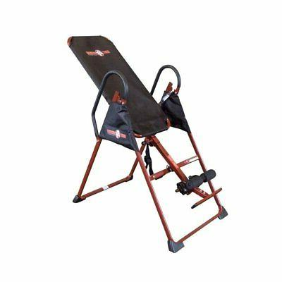 Best Fitness Table Black/Red