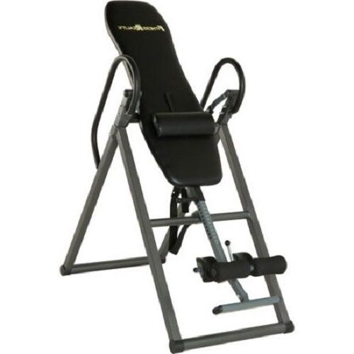 Black Inversion with Lumbar Pillow Fitness Equipment