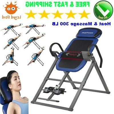 clearance foldable inversion table for back neck