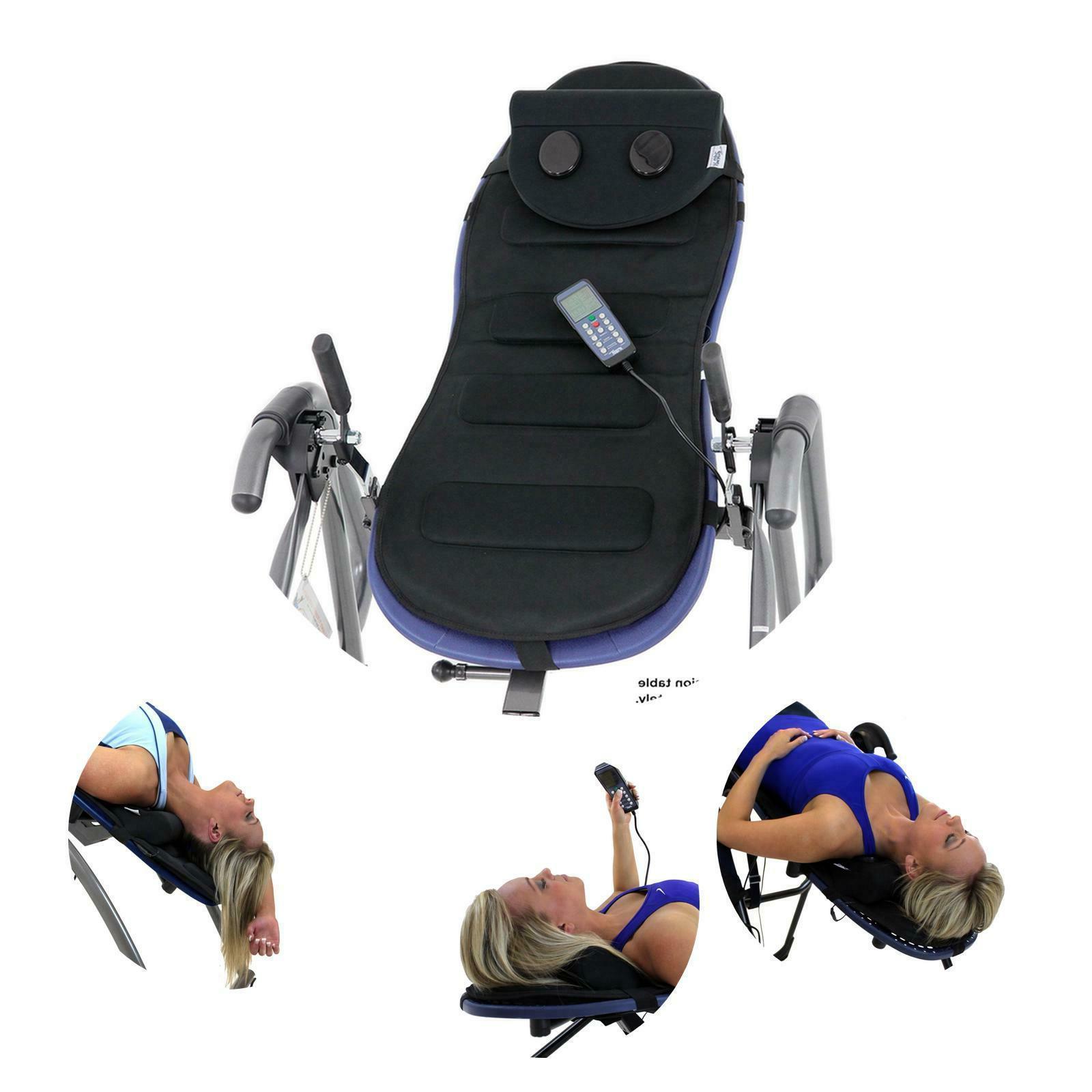 comfortable microfiber soft back neck vibration cushion