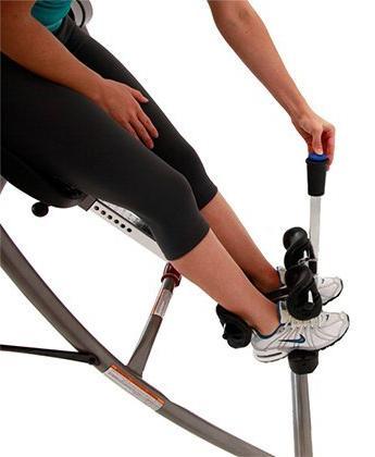 Teeter Inversion Table, Lock, Back Pain FDA-Registered