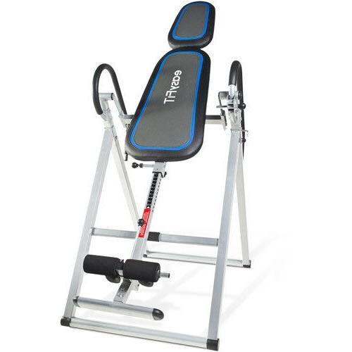 easyfit adjustable inversion table