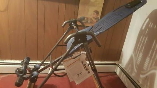 ep 560 inversion table with back pain