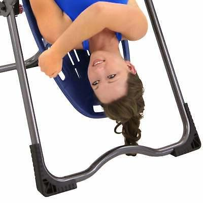 Teeter EP-560 Inversion Table Chiropractic Back Relief Therapy
