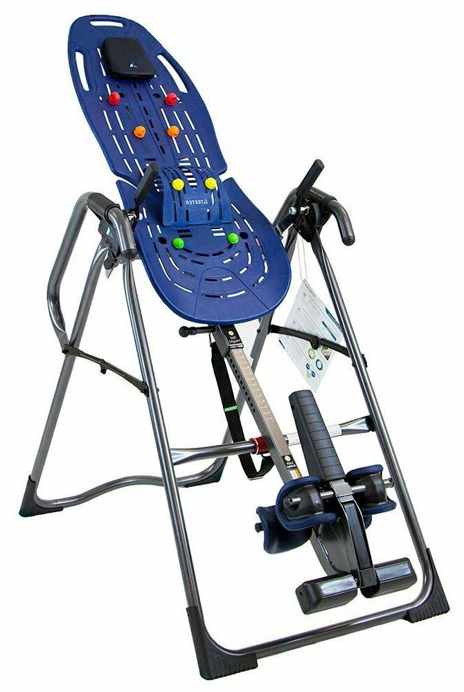 Teeter EP-960 Table, Precision Engineering, with Ankle Better Back Accessories