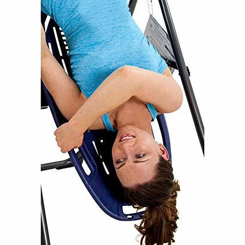Teeter Inversion Table with Vibration Cushion