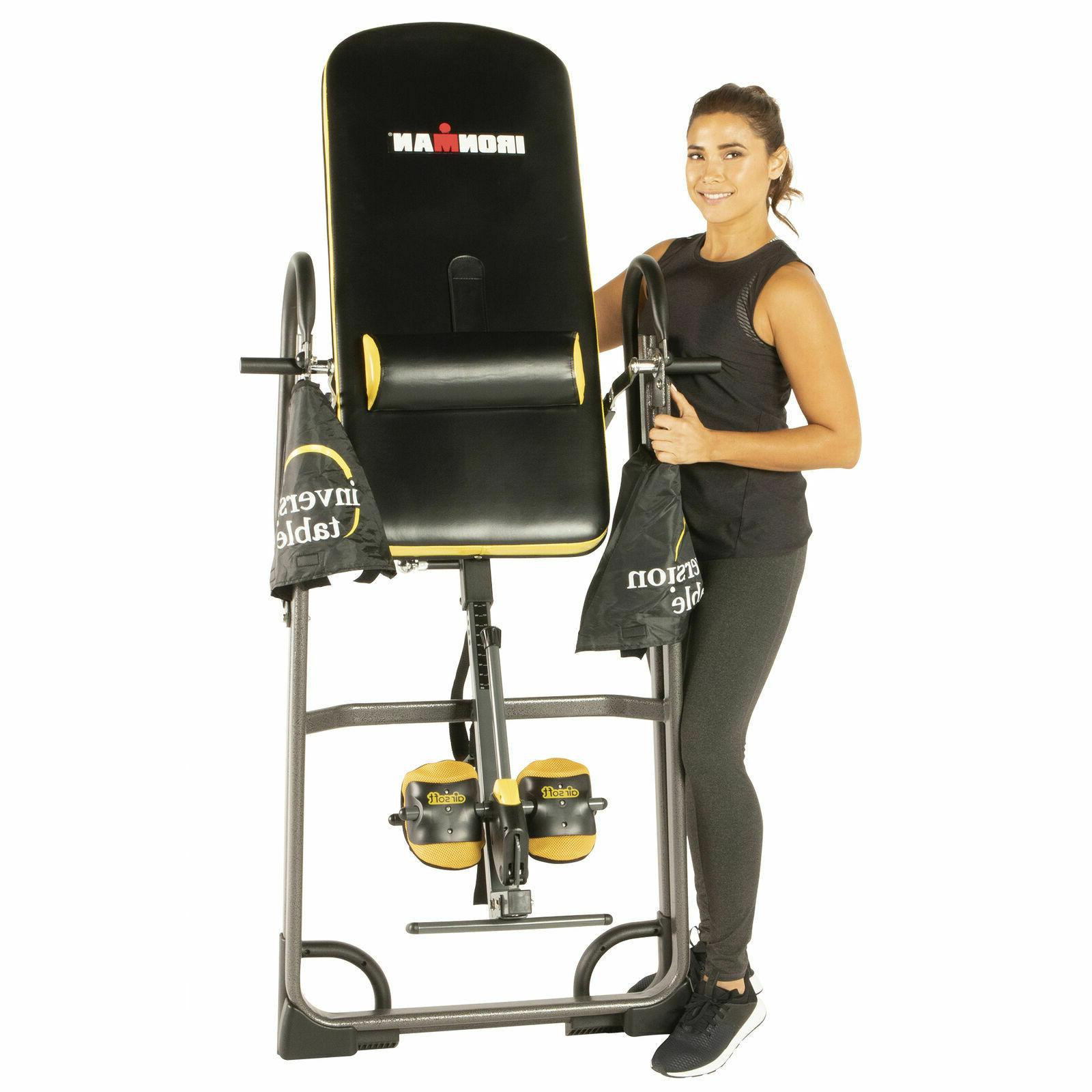 IRONMAN Table Back Pain Therapy 350