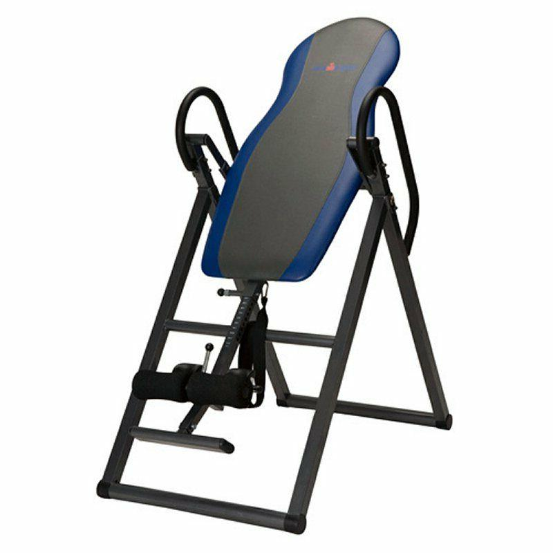 Ironman Fitness Inversion Table Back Therapy Pain Relief