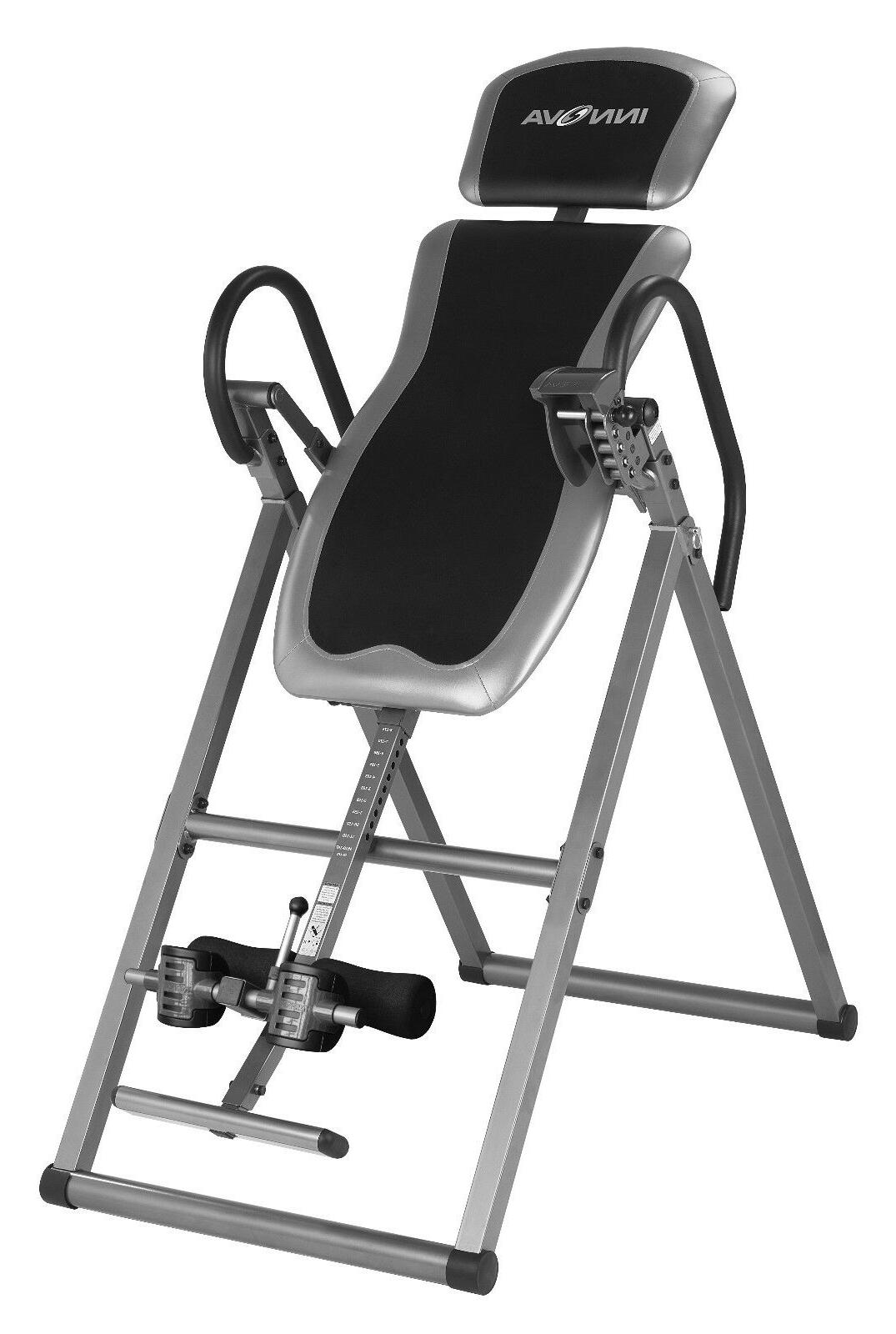 fitness inversion therapy table safe comfortable 5