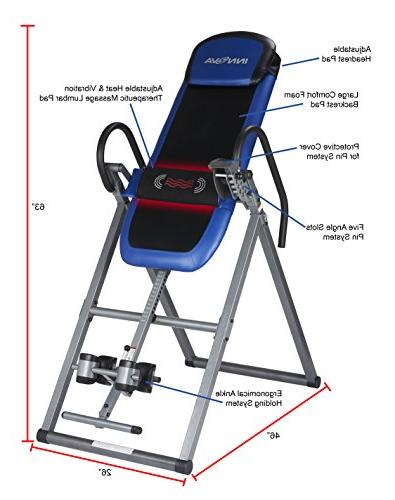 Innova Fitness Heat and Therapy Table