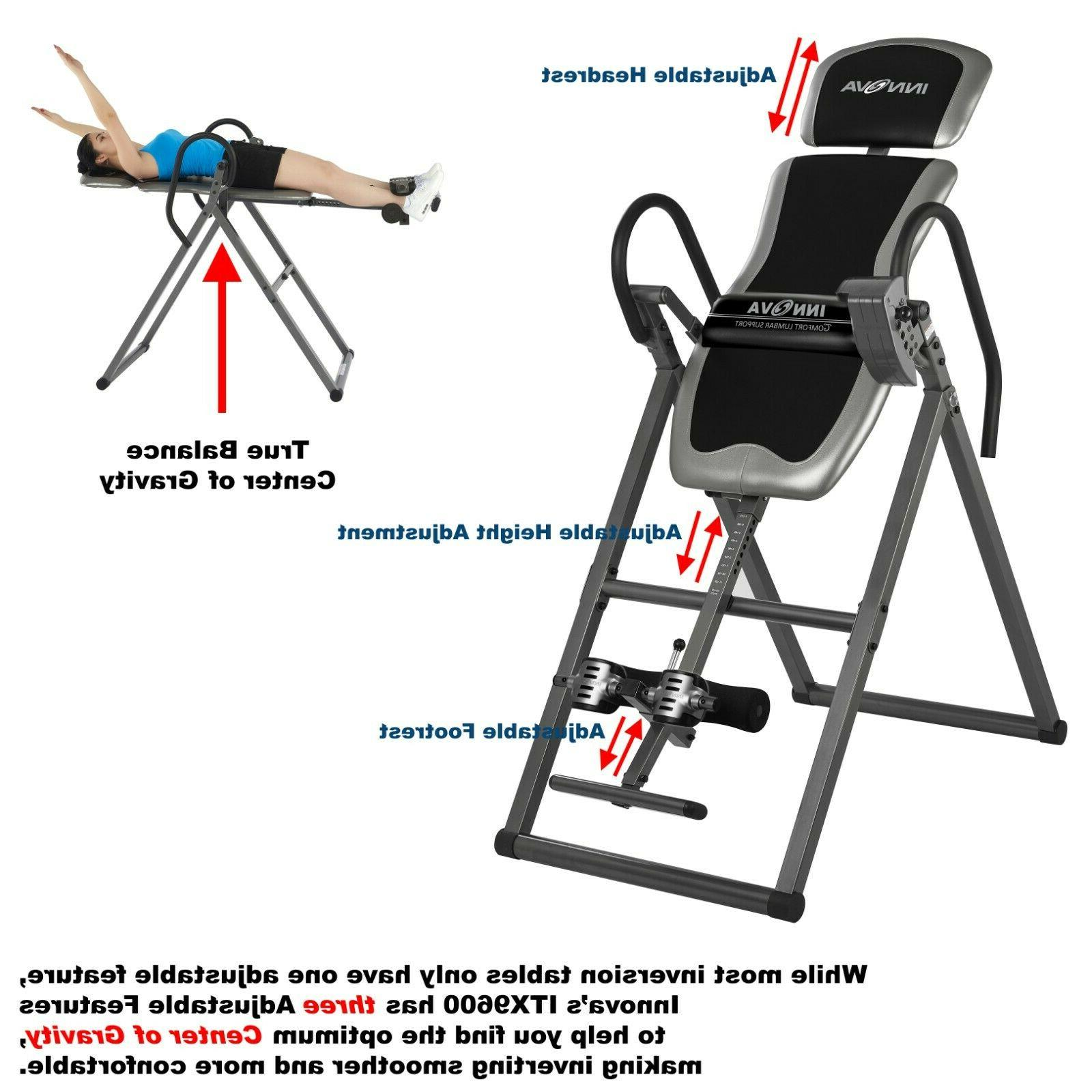 Innova Heavy Fitness Inversion Table