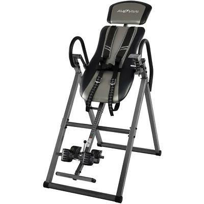 fitness itx9800 inversion therapy table w ankle