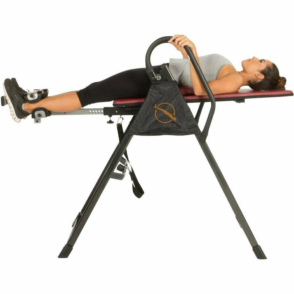 Fitness Reality High Endurance Inversion Table Lower Back