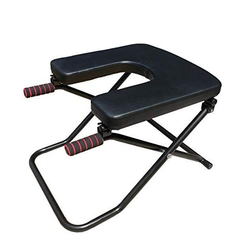 fitness yoga chair inversion bench