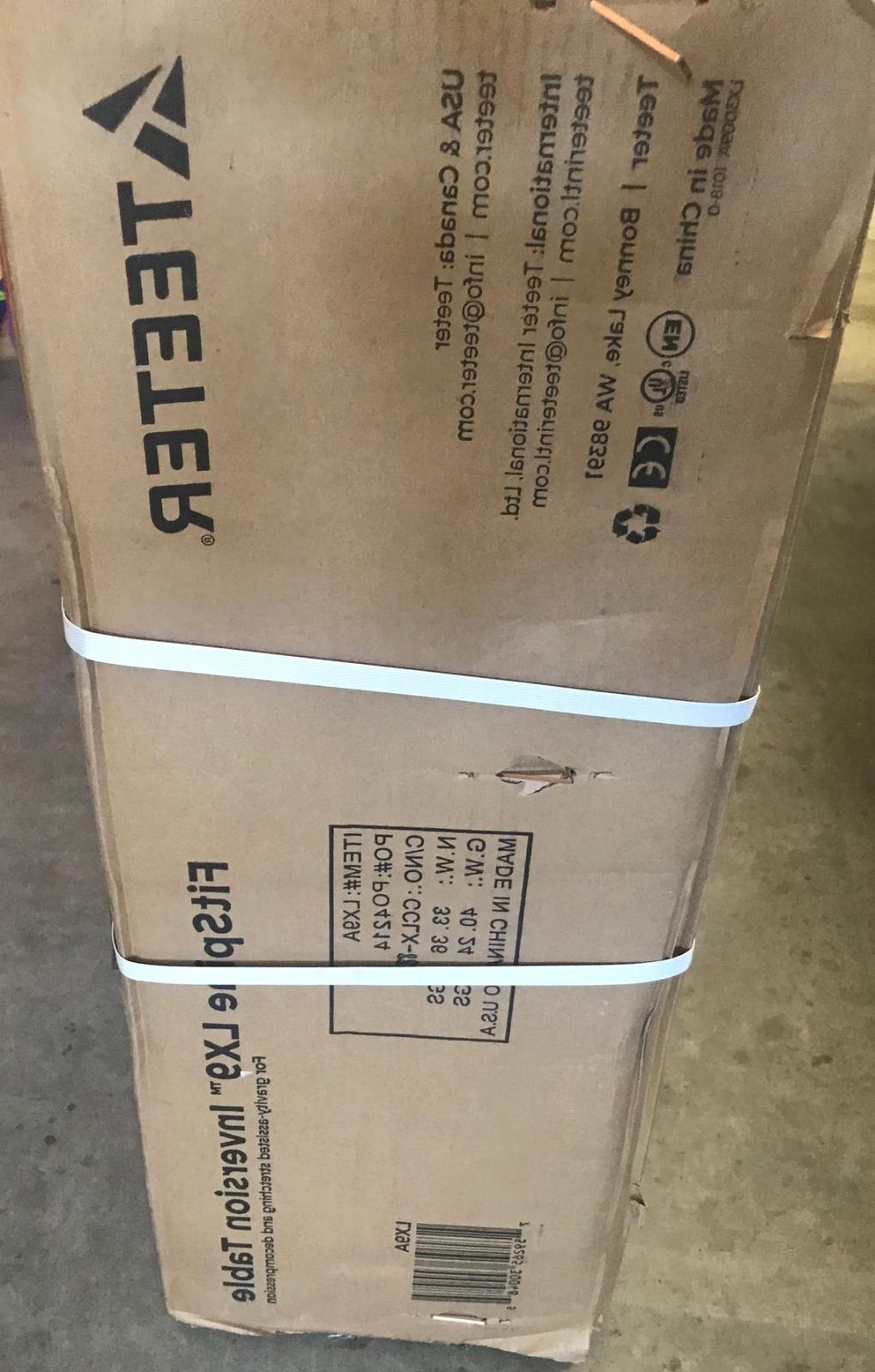 Teeter LX9 Table Kit NEW!!!!!!