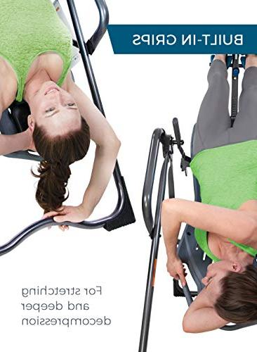 Teeter FitSpine X-Series Table, 2019 Back Pain