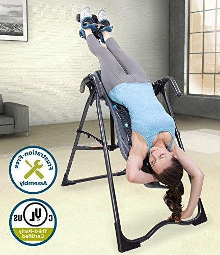 Teeter FitSpine Inversion 2019 Gravity Back Pain Relief