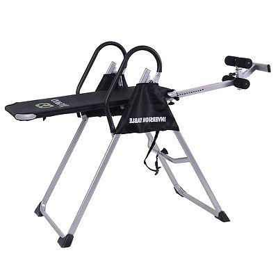 Foldable 2018 Premium Inversion Table Fitness