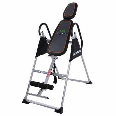 foldable 2017 premium gravity inversion table back