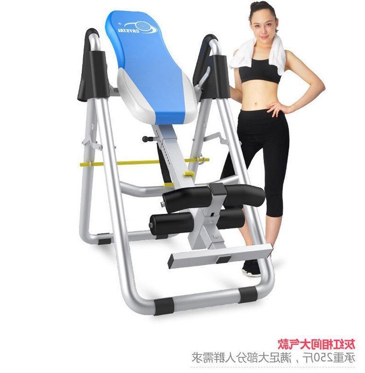 Foldable <font><b>Inversion</b></font> <font><b>Back</b></font> Fitness Exercise Duty